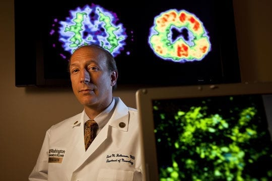 Featured Researcher: David Michael Holtzman, M D  – Cure Alzheimer's